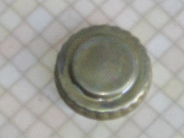 Пробка клапанной крышки - Фото