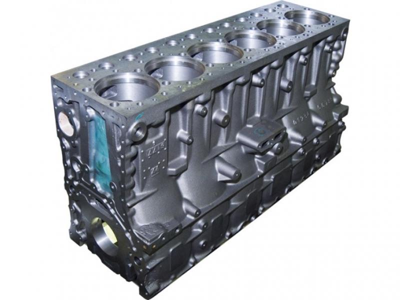 Блок цилиндров ЯМЗ 650