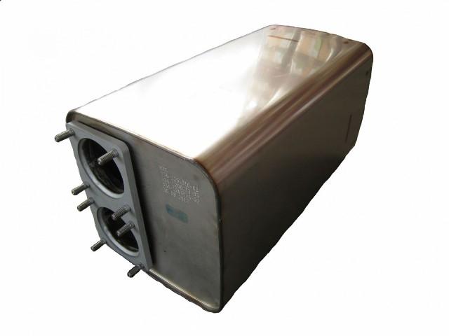 Глушитель-нейтрализатор (шасси, бензовозы, мусоровозы) - Фото