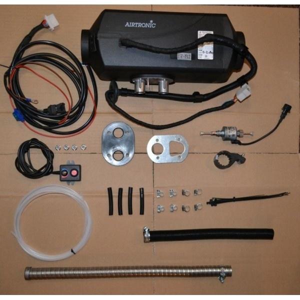 Автономный отопитель Airtronic D2/24V/MAN/MB/RVI/SC - Фото