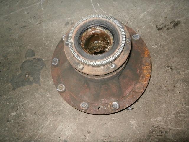 Ступица переднего колеса в сборе H=205 - Фото