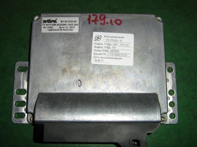 Блок управления ТНВД 6581