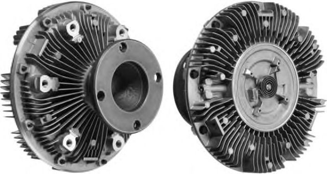 Привод вентилятора (вязкостная муфта) МАЗ-MAN - Фото