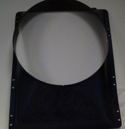 Кожух радиатора (диффузор), радиатор 543208 - Фото