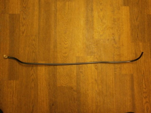 Трубка подвода воздуха ЯМЗ-536 - Фото