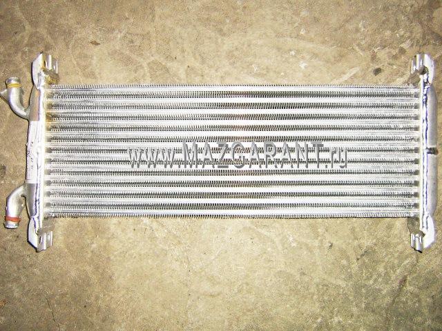 Радиатор масляный (алюминиевый) с/о - Фото