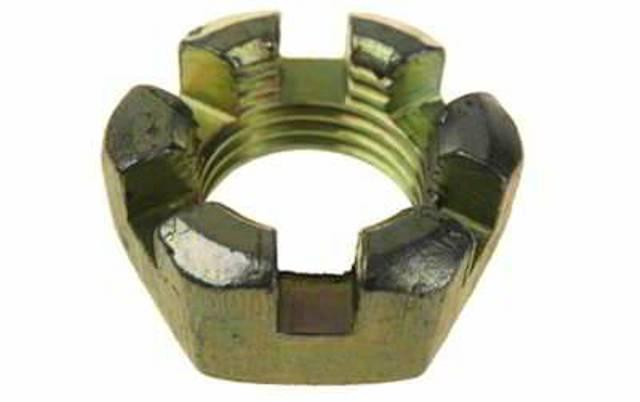 Гайка шкива компрессора, стабилизатора кабины