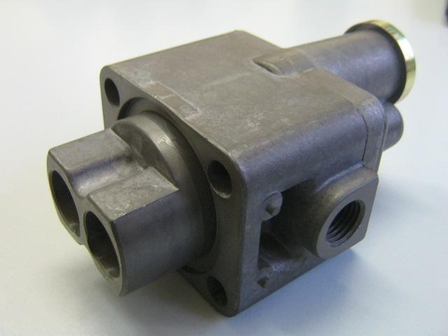 Кран клапан кулисы КПП TGA, произв.  Dt, man maz-man 3.53005.  Номер.  Поиск.