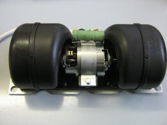 Блок вентиляторный ЭВИ 24-2 02 - Фото