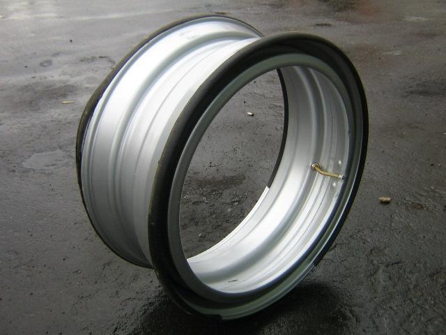 Диск колесный КRAFT, переделка под 22,5 - Фото