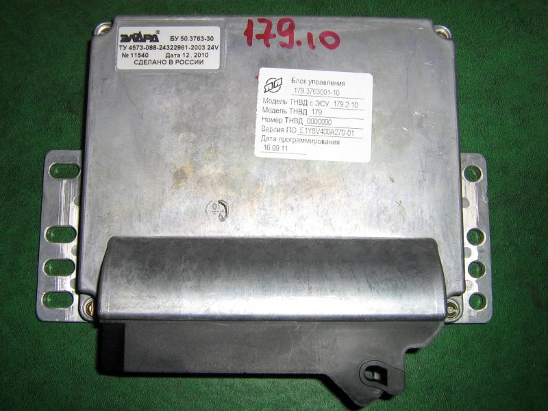 Блок управления ТНВД 6582-20