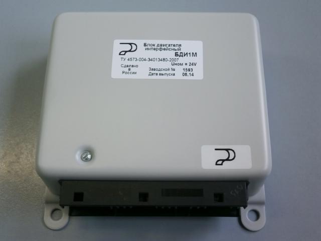 Блок двигателя интерфейсный ЯМЗ 650.10 - Фото
