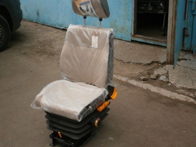 Сиденье водителя MAN 2000 (с регулировкой) - Фото